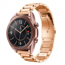 TECH-PROTECT STAINLESS SAMSUNG GALAXY WATCH 3 41MM BLUSH GOLD