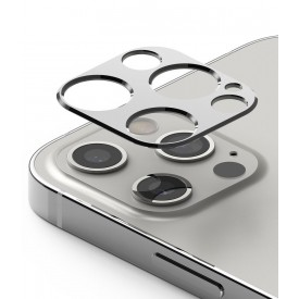 RINGKE CAMERA STYLING IPHONE 12 PRO MAX SILVER
