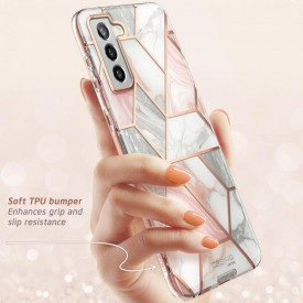 SUPCASE COSMO GALAXY S21+ PLUS MARBLE