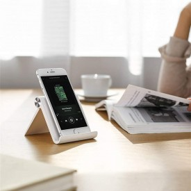 TECH-PROTECT Z1 UNIVERSAL STAND HOLDER SMARTPHONE & TABLET WHITE