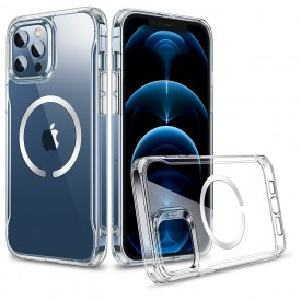 ESR CH HALOLOCK MAGSAFE IPHONE 12 PRO MAX JELLY CLEAR