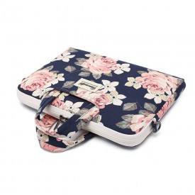 CANVASLIFE BRIEFCASE LAPTOP 15-16 WHITE ROSE