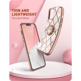 SUPCASE IBLSN COSMO SNAP IPHONE 13 PRO MAX MARBLE PINK