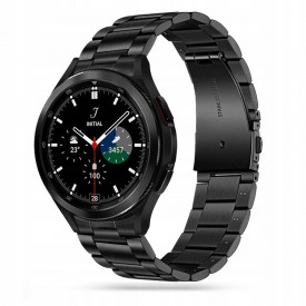TECH-PROTECT STAINLESS SAMSUNG GALAXY WATCH 4 40 / 42 / 44 / 46 MM BLACK