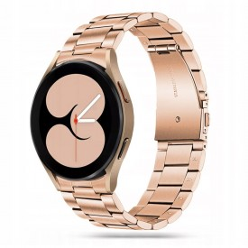 TECH-PROTECT STAINLESS SAMSUNG GALAXY WATCH 4 40 / 42 / 44 / 46 MM BLUSH GOLD